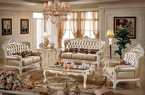 Người Hà Nội đổ xô đi mua sofa phòng khách hợp phong thuỷ dịp cuối năm