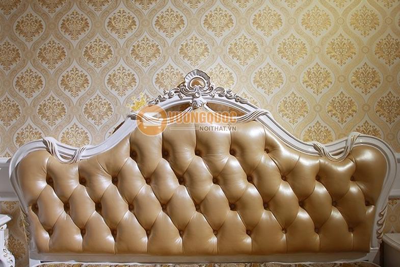 Giường ngủ phong cách tân cổ điển GD708-3
