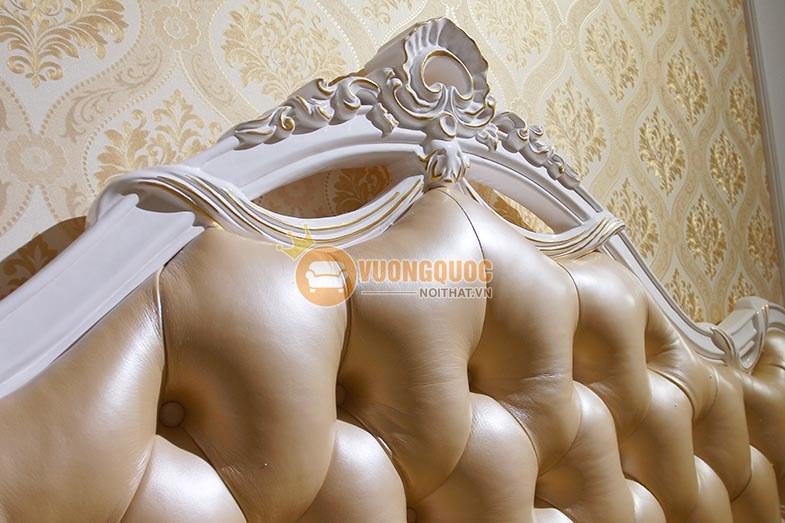 Giường ngủ phong cách tân cổ điển GD708-4