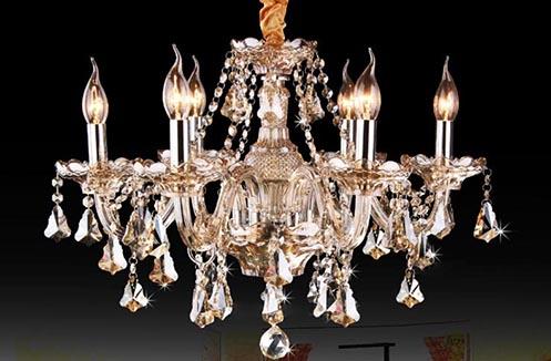 Những mẫu đèn chùm trang trí nhà tuyệt đẹp mà bạn không thể bỏ qua
