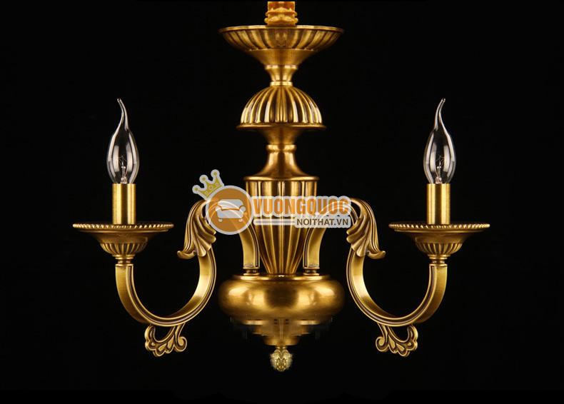 Đèn chùm đồng cao cấp ATL1602-6