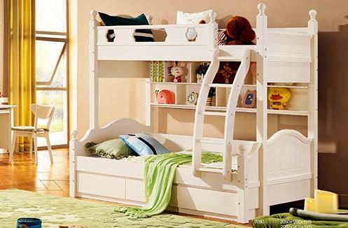 Tổng hợp những mẫu giường tầng cho bé được ưa chuộng nhất thị trường