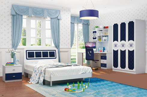 Xu hướng nào sẽ thống trị thị trường nội thất phòng ngủ trẻ em năm 2018?