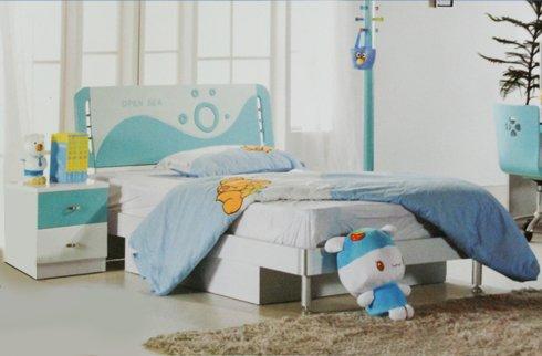 GIƯỜNG NGỦ TRẺ EM CAO CẤP BABY 833G
