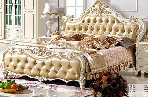 Ngất ngây với vẻ đẹp của các mẫu giường ngủ cổ điển mới nhất 2018