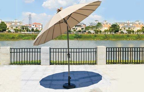 Kinh nghiệm chọn ô che nắng ngoài trời bền đẹp bạn nên biết