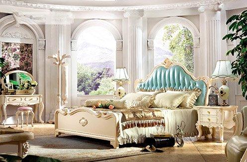 Tăng tài vận, sức khỏe với cách kê giường ngủ cao cấp gỗ tự nhiên đúng phong thủy