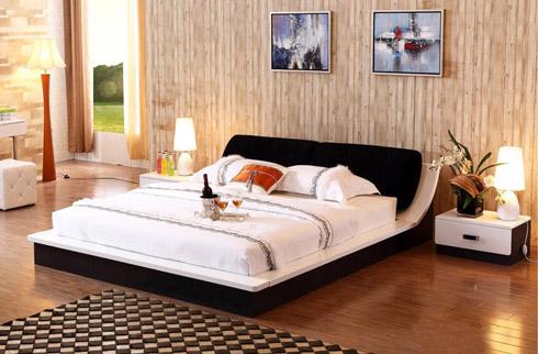 Báo giá giường ngủ gỗ nhập khẩu mới nhất