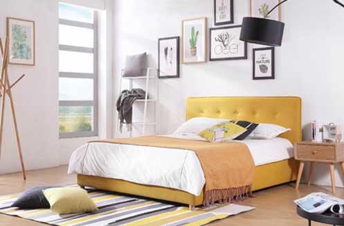 Báo giá giường ngủ hiện đại mới nhất tại Vương Quốc Nội Thất