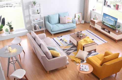 Bật mí địa chỉ mua sofa phòng khách nhỏ tại TP.HCM uy tín nhất