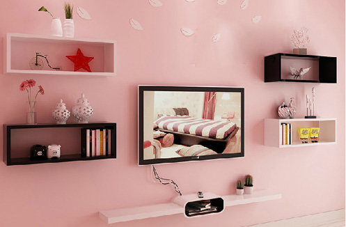 25+ mẫu kệ gỗ treo tường đẹp cho nội thất gia đình