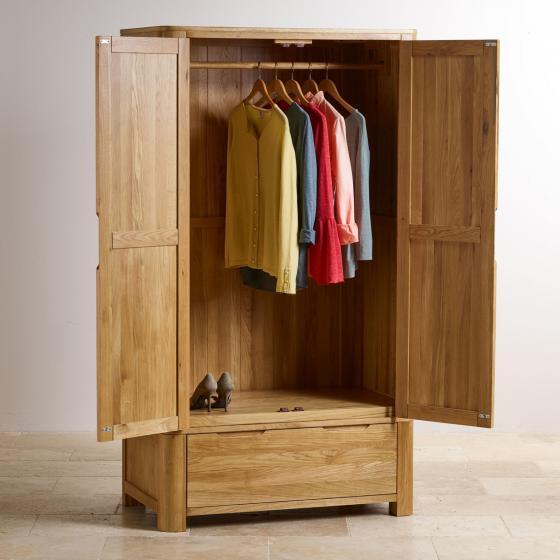 Nên mua tủ gỗ 2 cánh tại đâu giá rẻ, chất lượng đảm bảo?