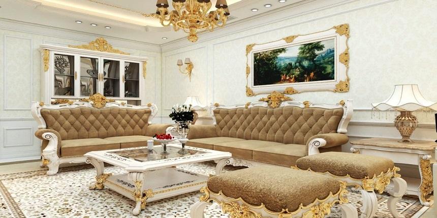 Tìm hiểu kích thước phòng khách tiêu chuẩn nhà ở hiện nay