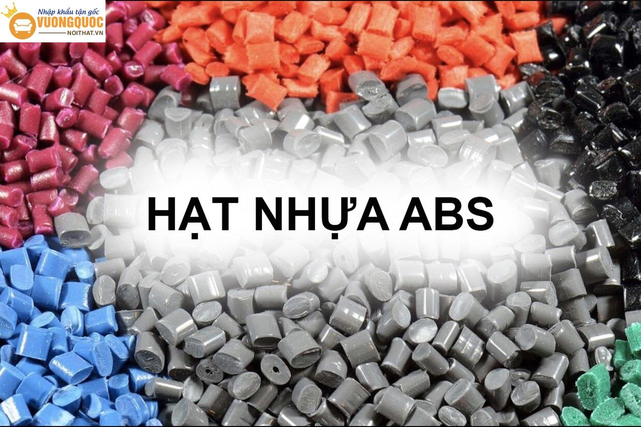 Chất liệu nhựa ABS là gì? Có nên sử dụng nhựa ABS không?