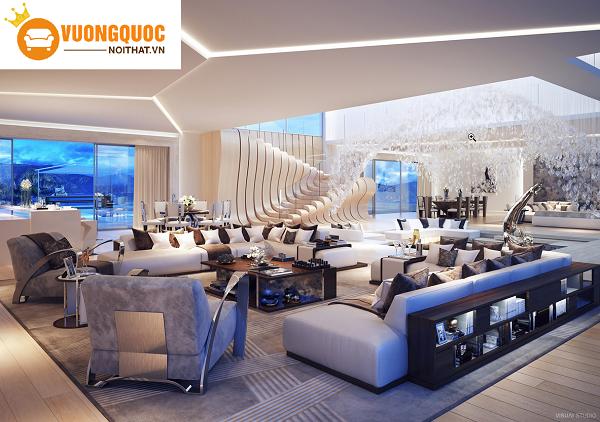 Ngắm nhìn những mẫu phòng khách đẹp nhất thế giới 2020