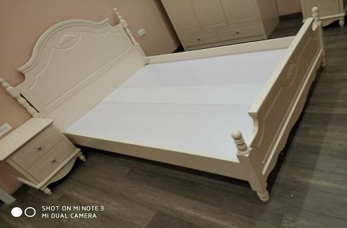 Hoàn thiện bộ phòng ngủ đồng bộ cho bé tại nhà chị Nguyên