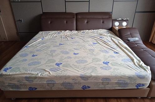 Hoàn thiện giường ngủ đa năng hiện đại MINAMI tại nhà anh Minh
