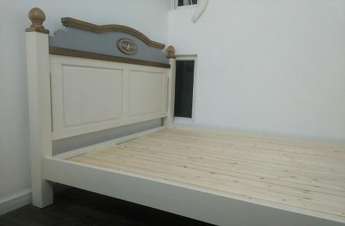 Hoàn thiện giường ngủ trẻ em thiết kế hiện đại cao cấp tại nhà chị Dung