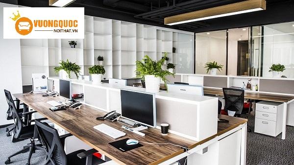 Gợi ý 1001 ý tưởng trang trí bàn làm việc công sở đẹp