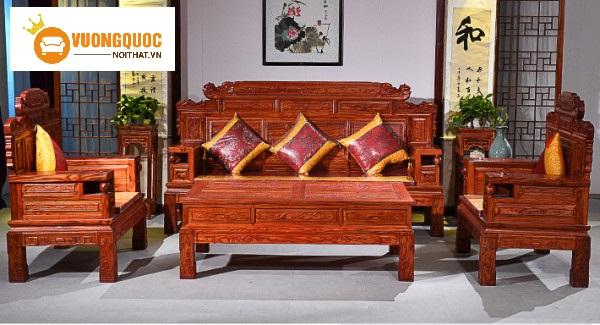 Kinh nghiệm mua bàn ghế gỗ phòng khách cực hữu ích
