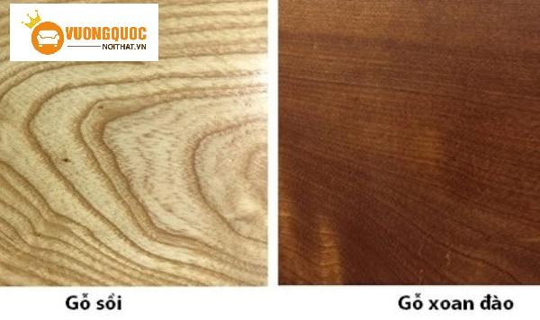 Góc tư vấn: Gỗ sồi và gỗ xoan đào gỗ nào tốt hơn?
