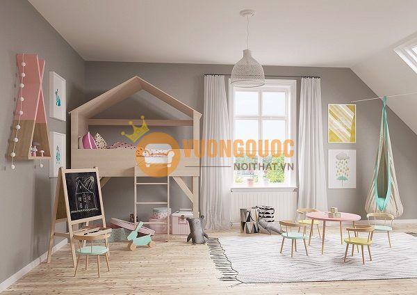 Những cách trang trí phòng ngủ cho con gái đẹp có 1 – 0 – 2