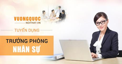 Tuyển dụng ngay: TRƯỞNG PHÒNG HÀNH CHÍNH NHÂN SỰ làm việc tại Hà Nội