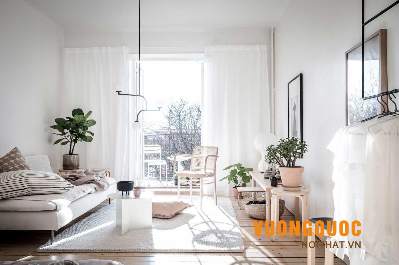 Đặc trưng nội thất phong cách HÀN QUỐC là gì ? Bạn có biết ?